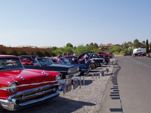Car Show in Cottonwood